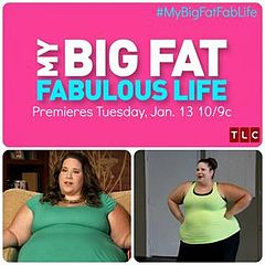 My Big Fat Fabulous Life on TLV