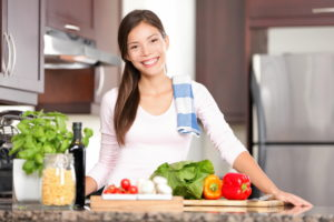 young-woman-healthy-cooking